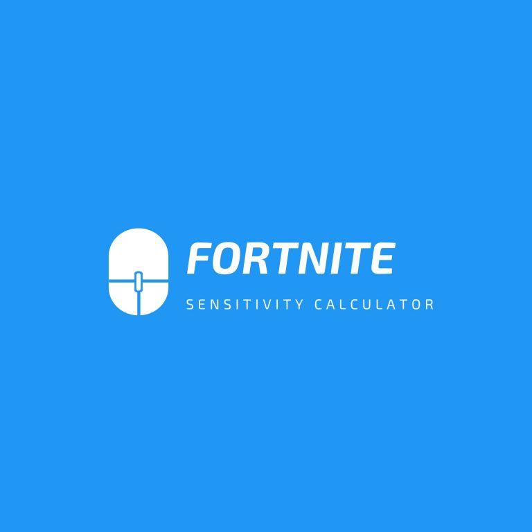 Fortnite Sensitivity Calculator