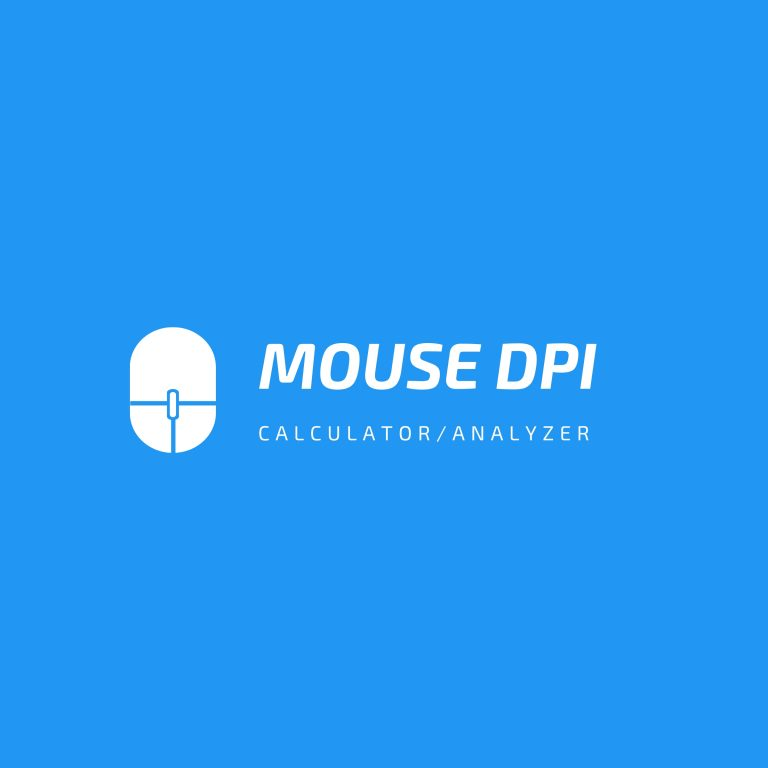 mouse DPI calculator