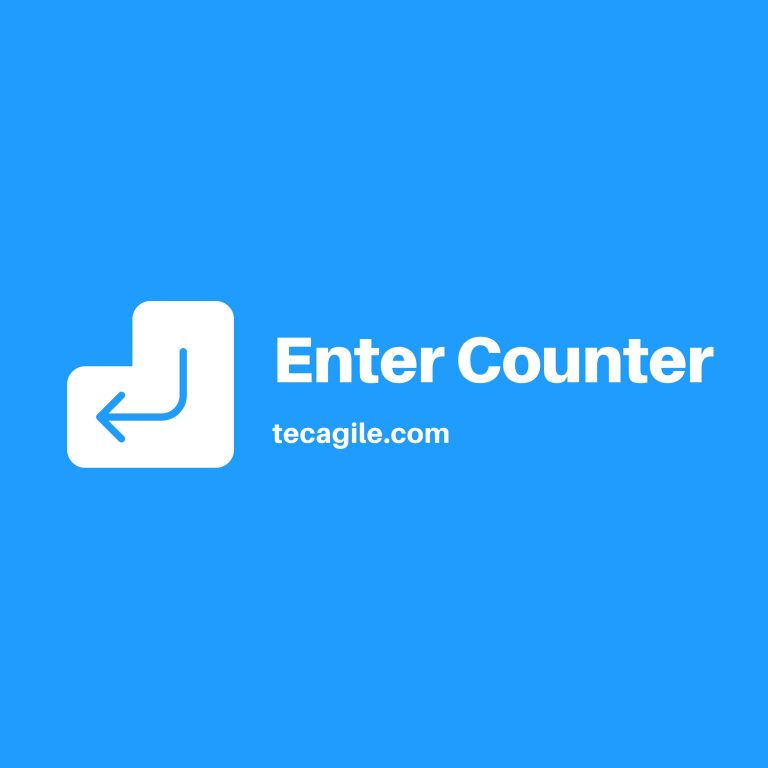 enter counter